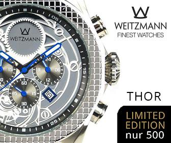 Hochwertige Uhren von Otto Weitzmann Augsburg